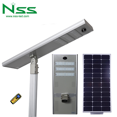 Competitive Price 50w High Efficiency Solar Powered Heat Garden Lamp